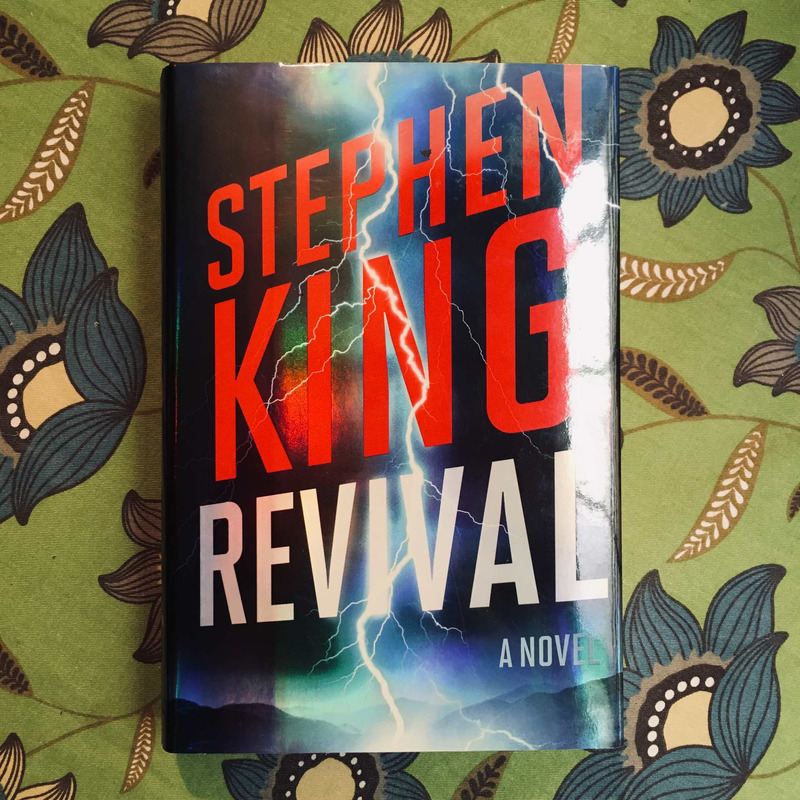 Stephen King. REVIVAL.