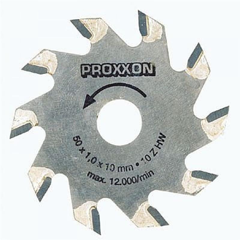 Disco de Serra com Pastilhas 50mm 10 Dentes para KS 230 - 28016 - Proxxon