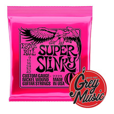 Encordado/cuerdas Guitar Ernie Ball 2223 Super Slinky 09-042