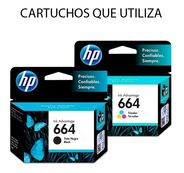 Impresora Multifunción Hp 2135 Deskjet Ink Advantage