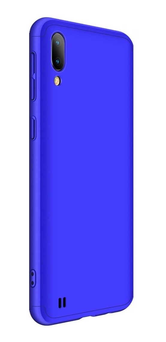 FUNDA 360 LUXURY SAMSUNG M10 AZUL