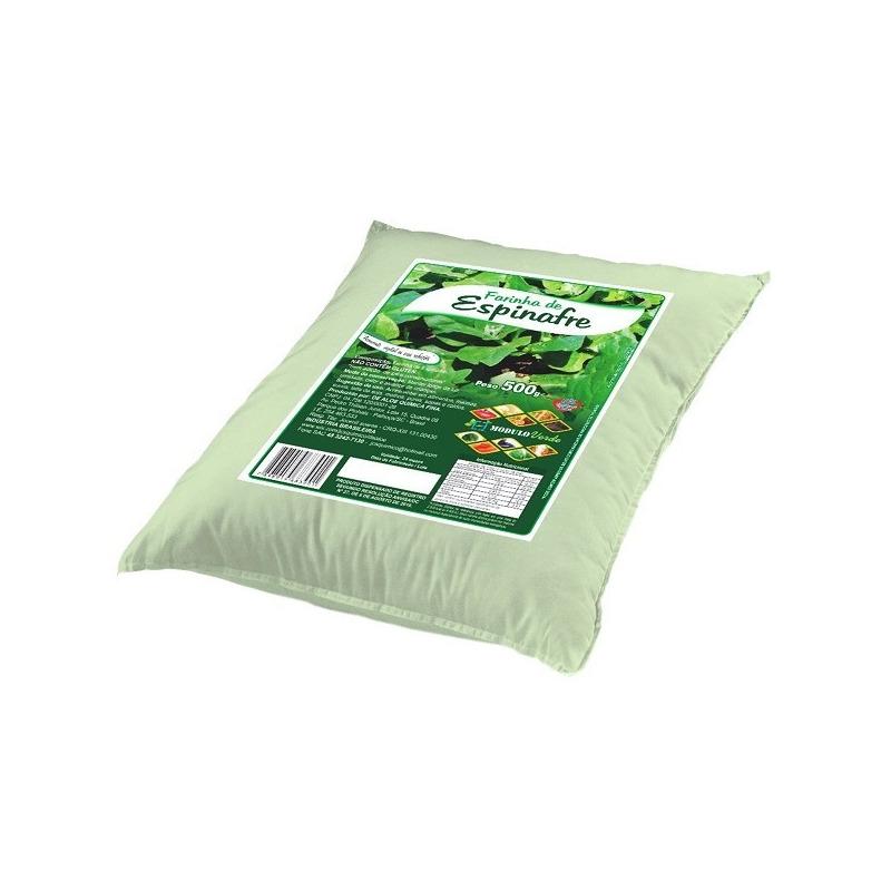 Farinha de Espinafre - 500g - Modulo Verde