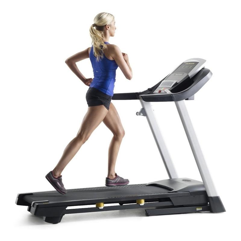 Caminadora Electrica  Gold's Gym Trainer 720 Resistente usuario 130 kg
