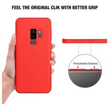 Funda Silicona Soft Case Gamuza P/ Samsung S9 Y S9 Plus