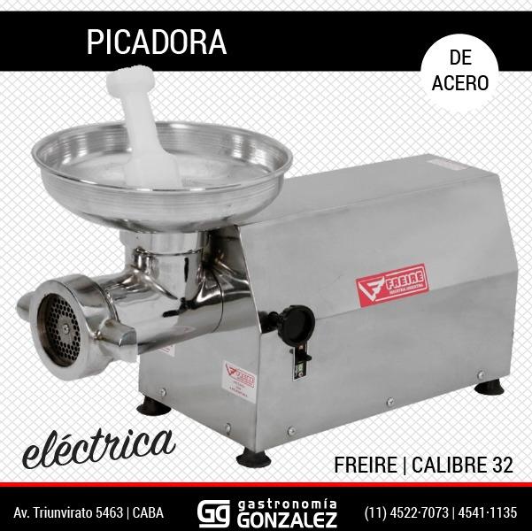 Picadora de Carne Freire