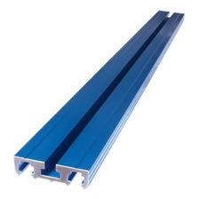 Perfil Aluminio Guia Para Prensas Clamp Track Kreg Kks1020