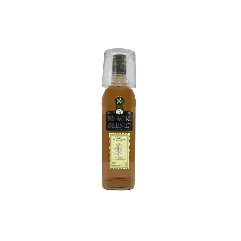 Malte Whisky Black Blend com copo 1L - Quinta do Nino