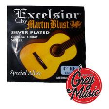 Cuerda 4° Suelta Martin Blust Esp720 De Guitarra Clásica 4ta
