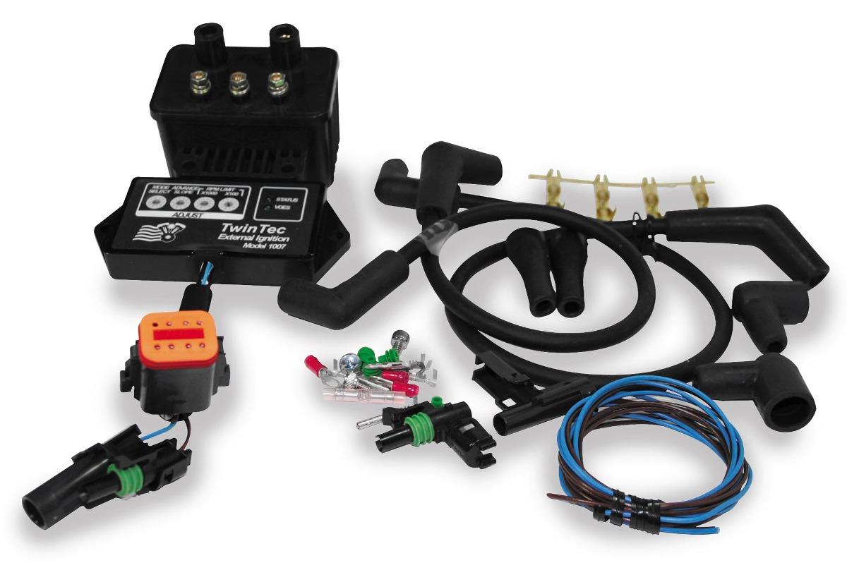 Kit Ignicao Harley Twin Tec 1007-EX EVO 95-98 8 pin 32449-95