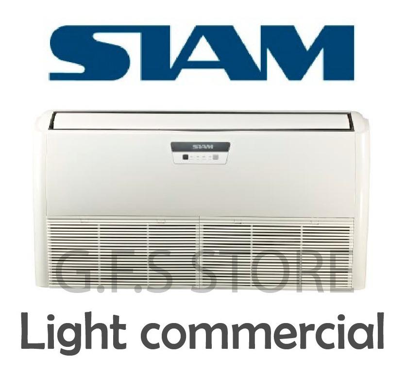 Aire Acondicionado Piso Techo Siam 9000 Frigorías F/c (3tr)