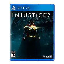 Injustice 2 Ps4 Fisico Sellado Original Nuevo