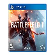 Battlefield 1 Ps4 Fisico Sellado Nuevo Original