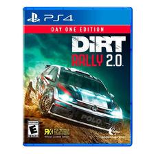 Dirt Rally 2.0 Ps4 Fisico Sellado Nuevo Original