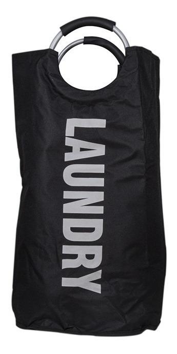 Cesto Canasto Laundry Con Manijas Ropa Sucia Limpia Lavadero