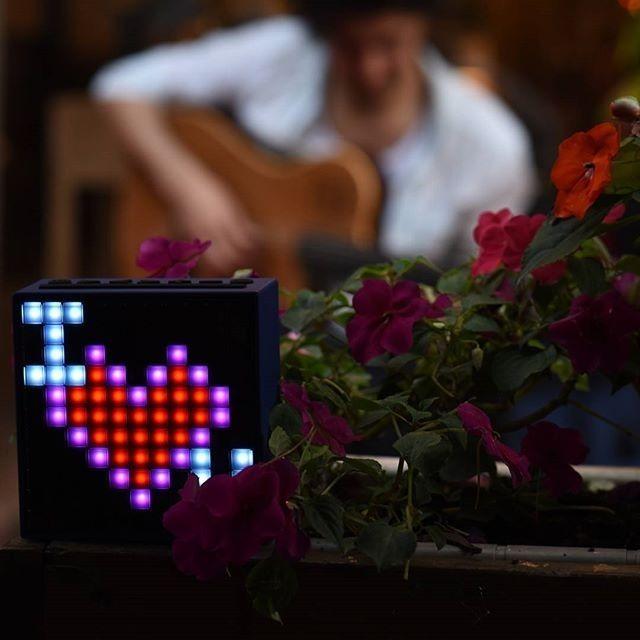 Parlante Bluetooth Portatil Divoom Timebox Original Oferta