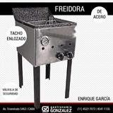 Freidora Gastronómica 8 Lt