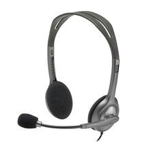 Auricular Logitech H110 Con Microfono Vincha Powerzon