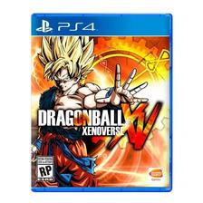 Dragon Ball Xenoverse Ps4 Fisico Sellado Nuevo Original