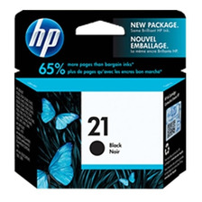 Cartucho Hp 21 Negro C9351al Original