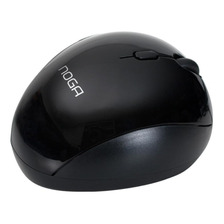 Mouse Vertical Ergonomico Mejora La Tension 6 Botones Scroll Ngm-450 Noga