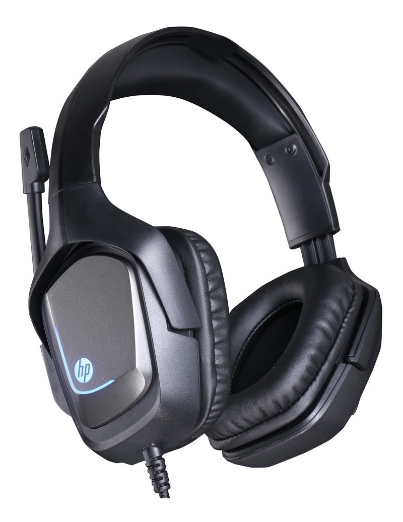 Auriculares Gamer Hp H220s Microfono Pc Ps4