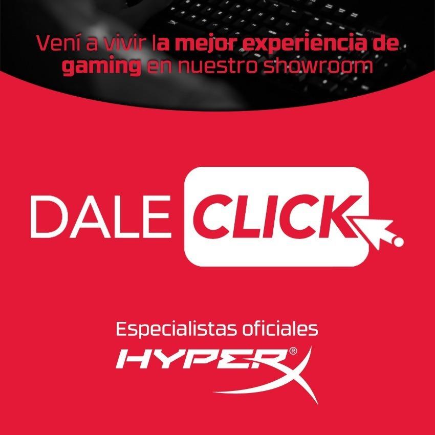 Teclado Mecanico Gamer Hyperx Alloy Fps Cherry Mx Blue Tactil Led Español Gtia Oficial