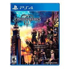 Kingdom Hearts 3 Iii Ps4 Fisico Sellado Nuevo Original