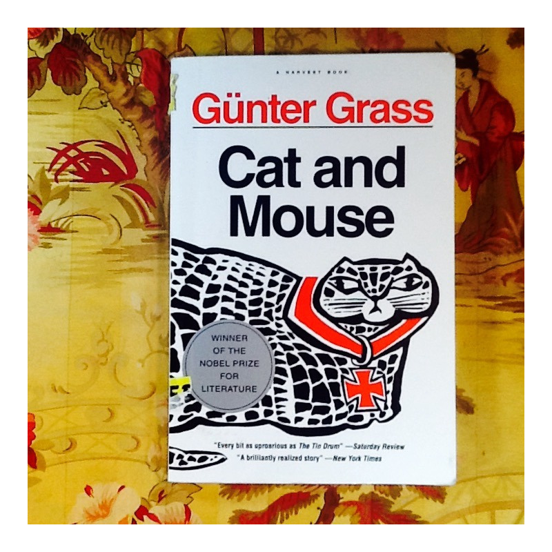 Günter Grass.  CAT AND MOUSE.