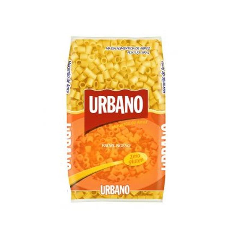Macarrao de Arroz sem Gluten Padre Nosso - 500g - Urbano