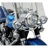 Aba Lente Seta Dianteira Harley Touring 86-17 FL DS-720096