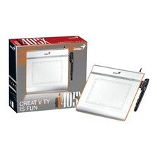 Tableta Genius Digitalizadora Grafica Easypen I405x 2560 Lpi