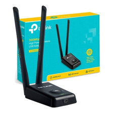 Placa De Red Usb Wifi Potencia Largo Alcance Tp Link 8200nd
