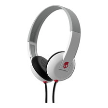 Auriculares Skullcandy Uproar On-ear W/tap Whitegray