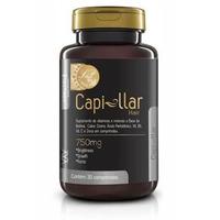 Capillar Hair (Para os Cabelos) - 30 Comp. - 750mg - UpNutri