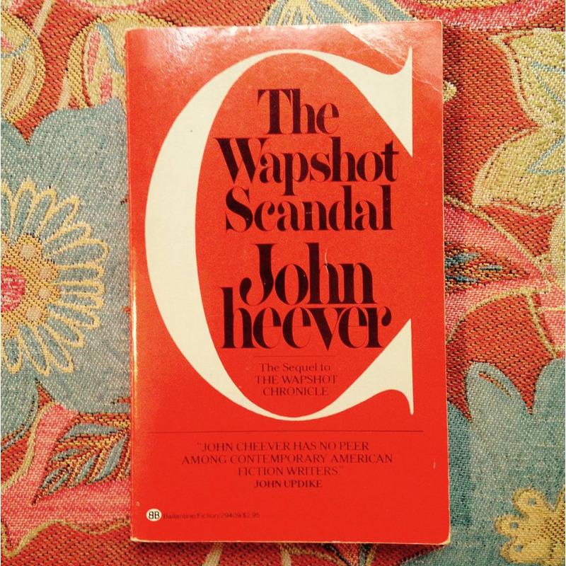 John Cheever.  THE WAPSHOT CHRONICLE.
