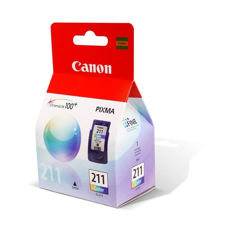 Cartucho De Tinta Canon 211