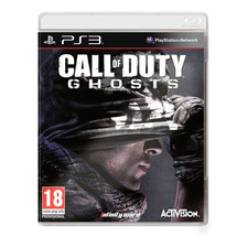 Call Of Duty Ghosts Ps3 Fisico Sellado Nuevo Original