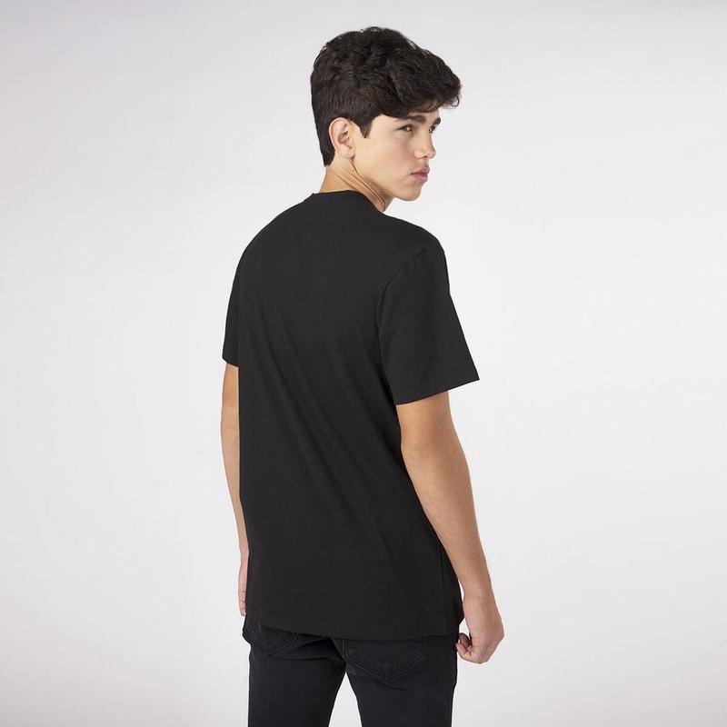 Camisa Negra Lentejuelas 019260