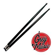 Palillos De Grafito Aquarian 5a L5a - Grey Music -