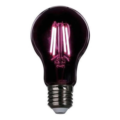 Lampara Led A60 6w E27 Growlamp Uv Luz Cultivo Interior