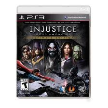 Injustice Ultimate Edition Ps3 Fisico Original Sellado
