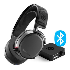 Auriculares Headset Gamer Steelseries Arctis Pro Wireless Hifi Bluetooth Pc Ps4 Gtia Oficial