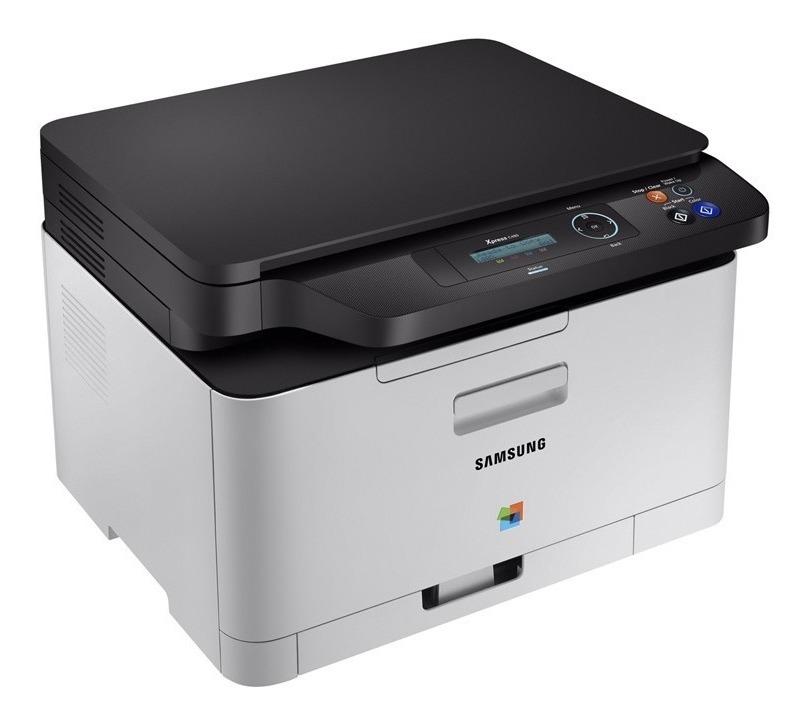Impresora Laser Color Multifuncion Samsung C480w Wifi Cuotas