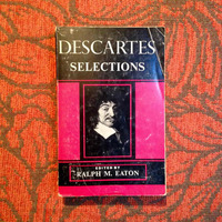 René Descartes. SELECTIONS.