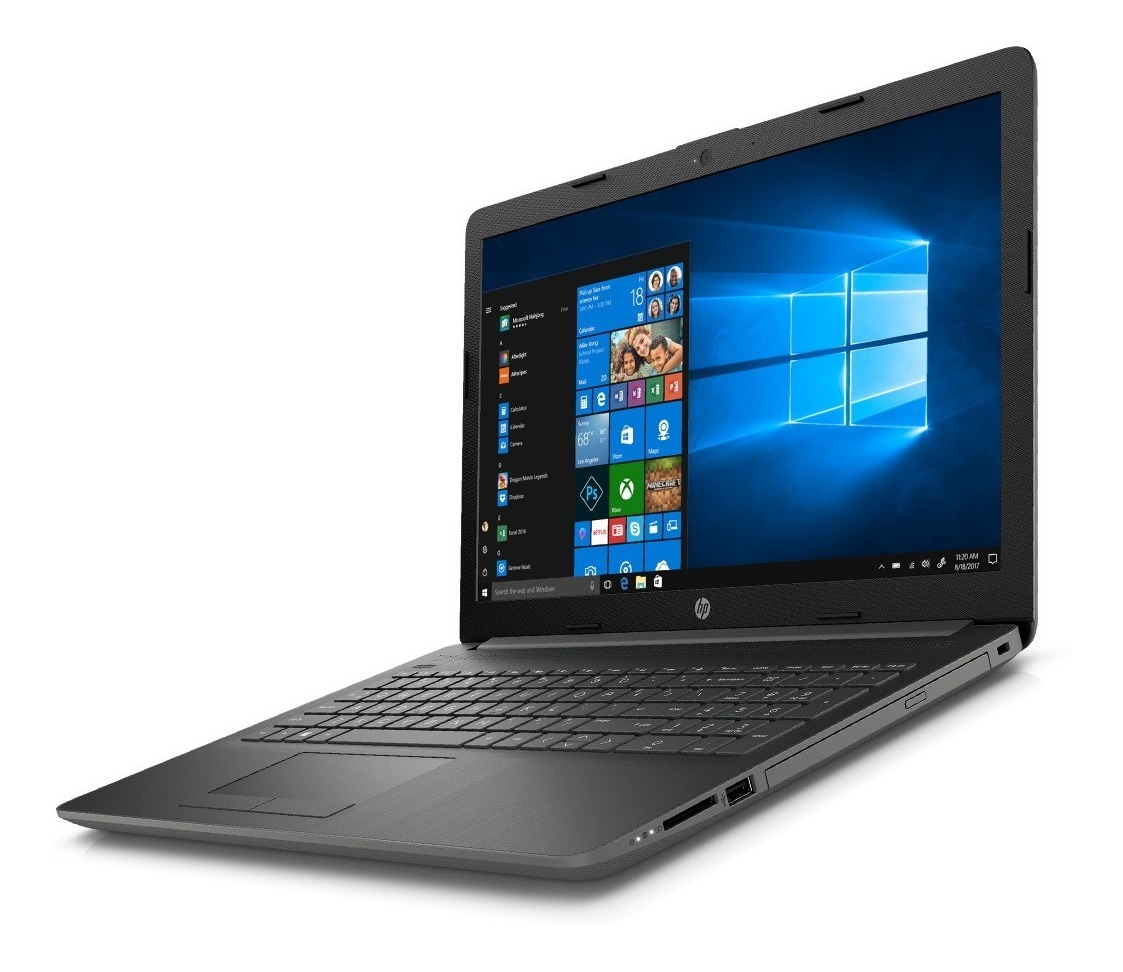 Notebook 15 6 Hp 15-da0057la Core I3 4gb 1tb Dvd Windows 10