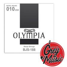 Encordado Olympia Bjs188 Para Banjo 4 Cuerdas Bjs-188
