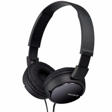 Auriculares Sony Mdr Zx110 Vincha Plegables - Negro / Blanco