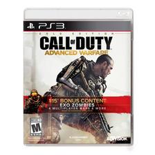 Call Of Duty Advanced Warfare Gold Ed Ps3 Fisico Sellado