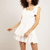 Vestido Leon Blanco