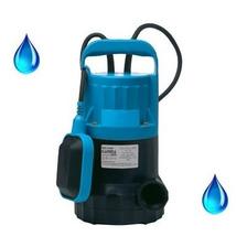 Bomba Sumergible Portatil 250w Para Agua Limpia 3694 Gamma